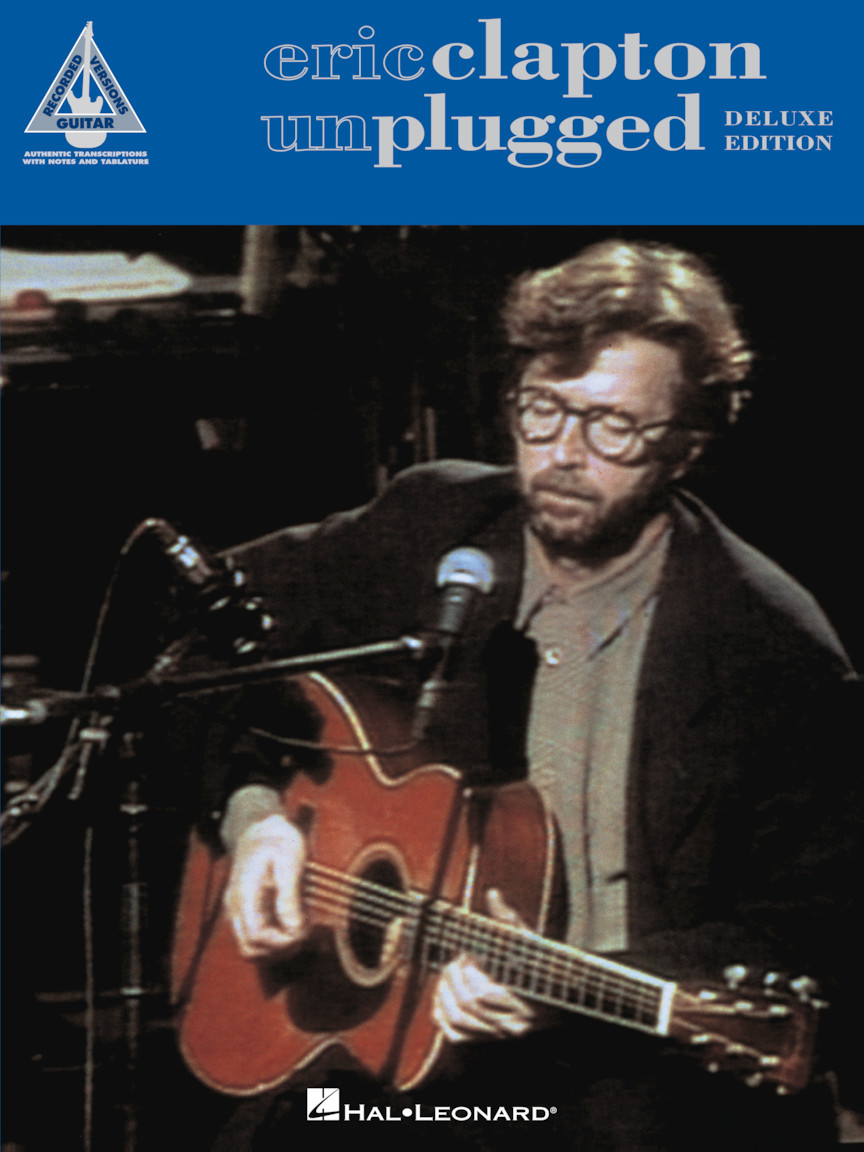 Product Cover for Eric Clapton – Unplugged – Deluxe Edition