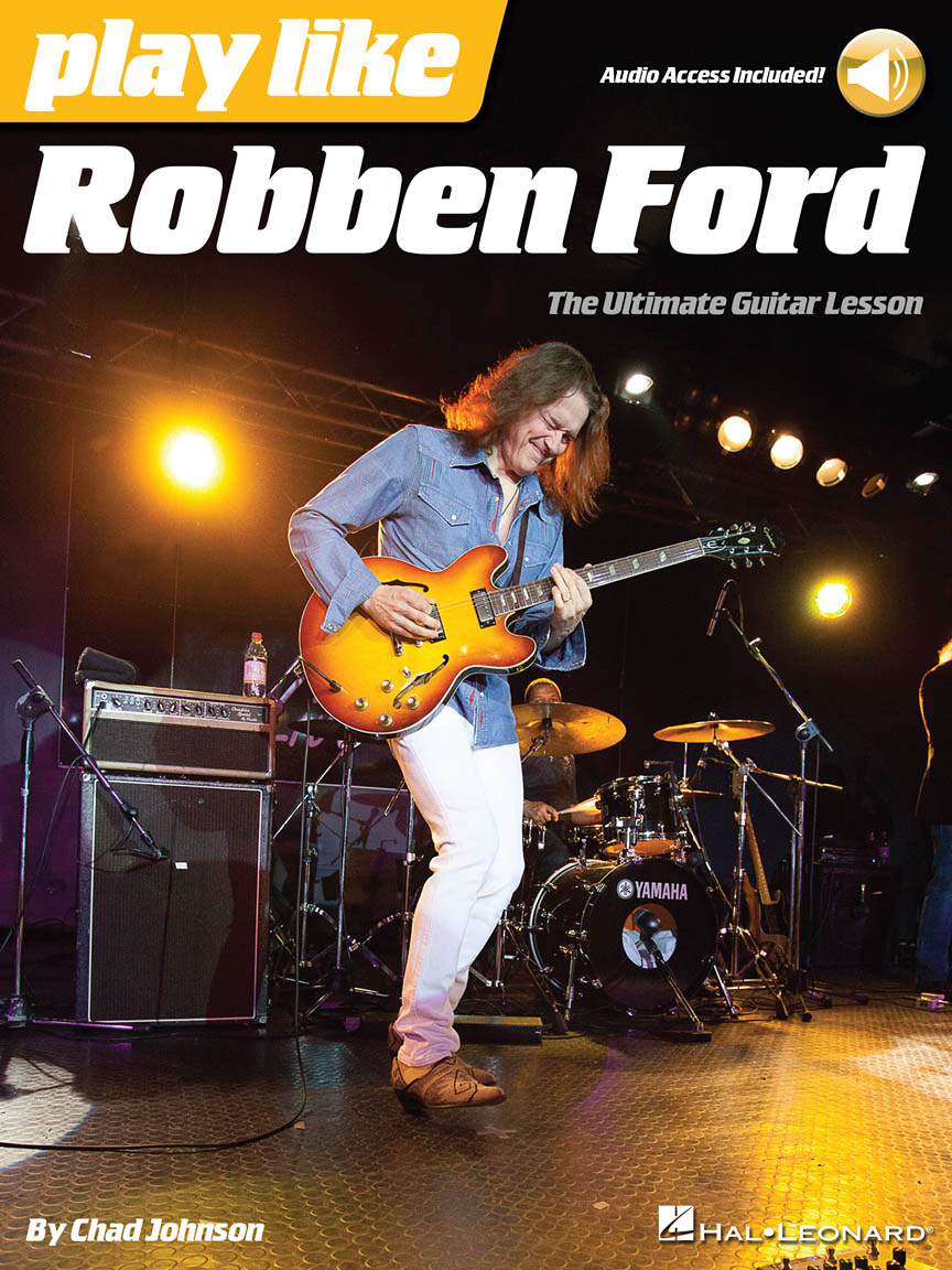 Product Cover for Play like Robben Ford