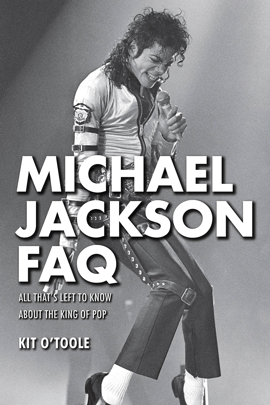 Product Cover for Michael Jackson FAQ