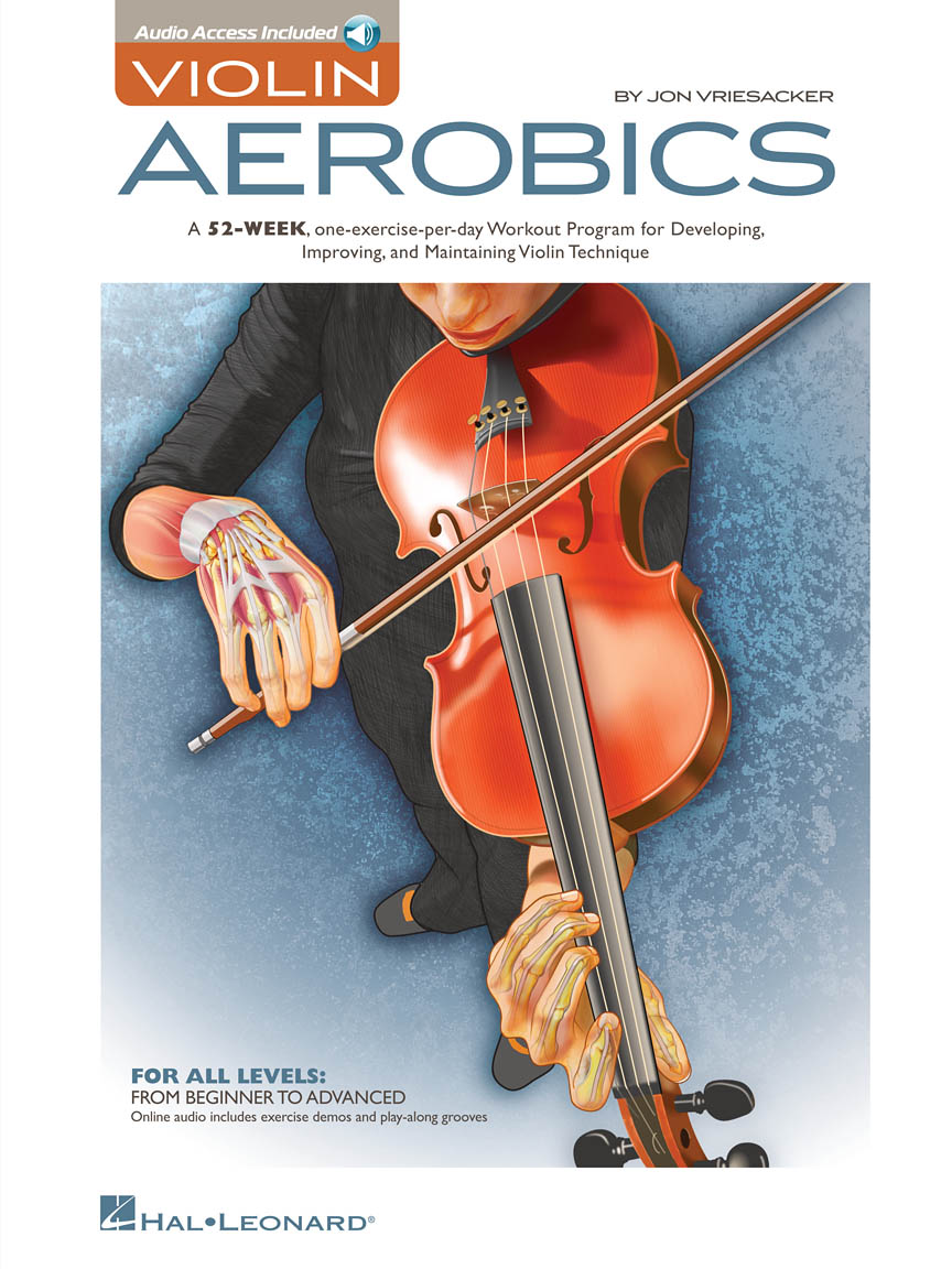 Product Cover for Violin Aerobics