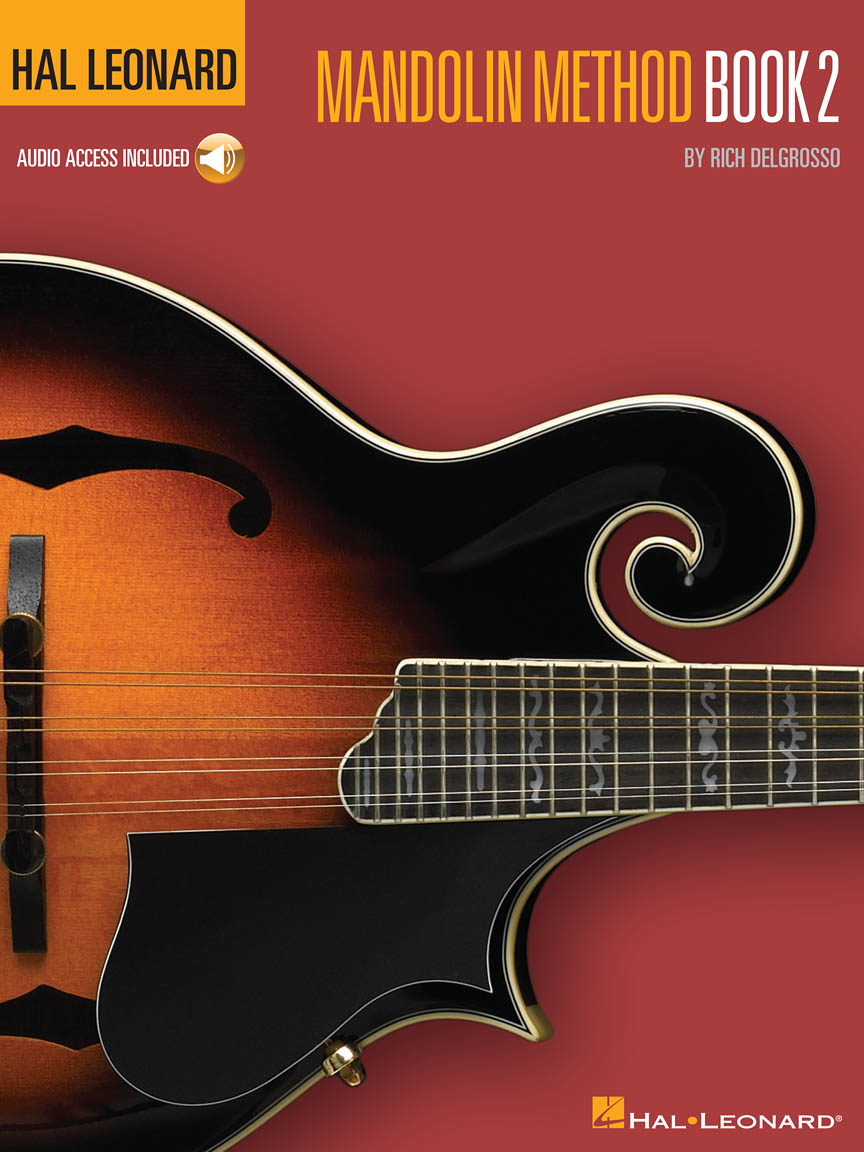 Product Cover for Hal Leonard Mandolin Method – Book 2