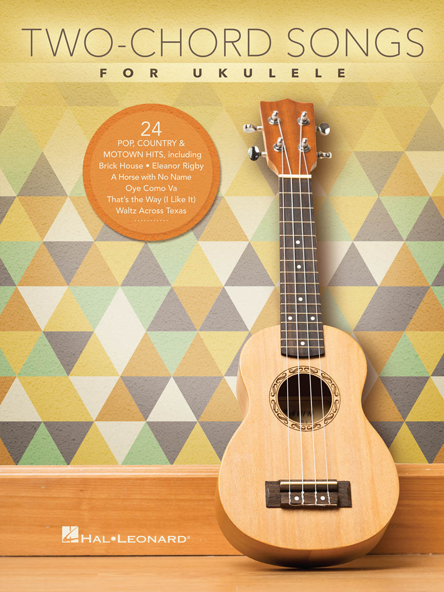 Product Cover for Two-Chord Songs for Ukulele