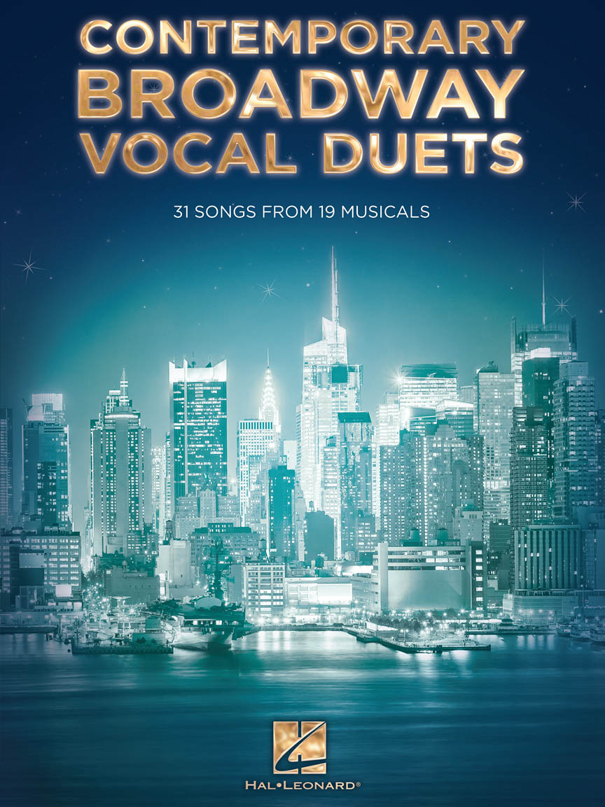 Product Cover for Contemporary Broadway Vocal Duets