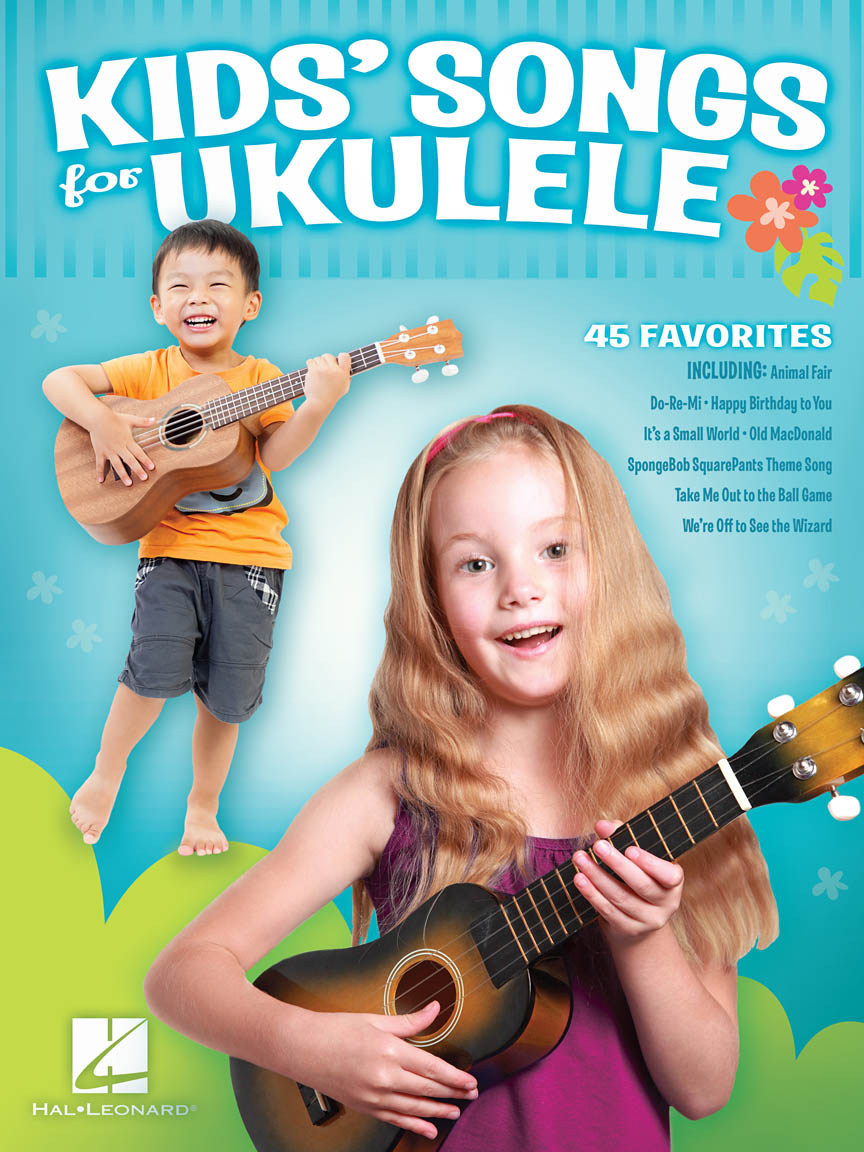 Product Cover for Kids' Songs for Ukulele