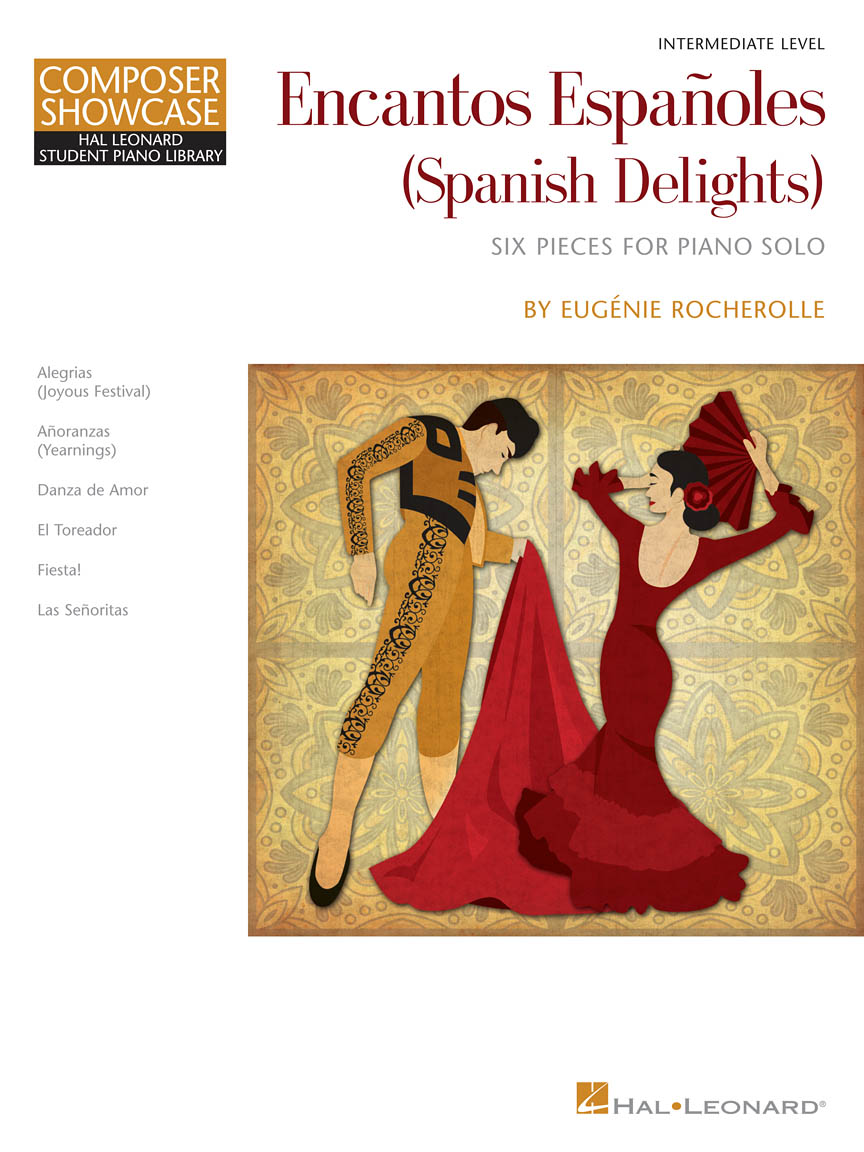 Product Cover for Encantos Españoles (Spanish Delights)