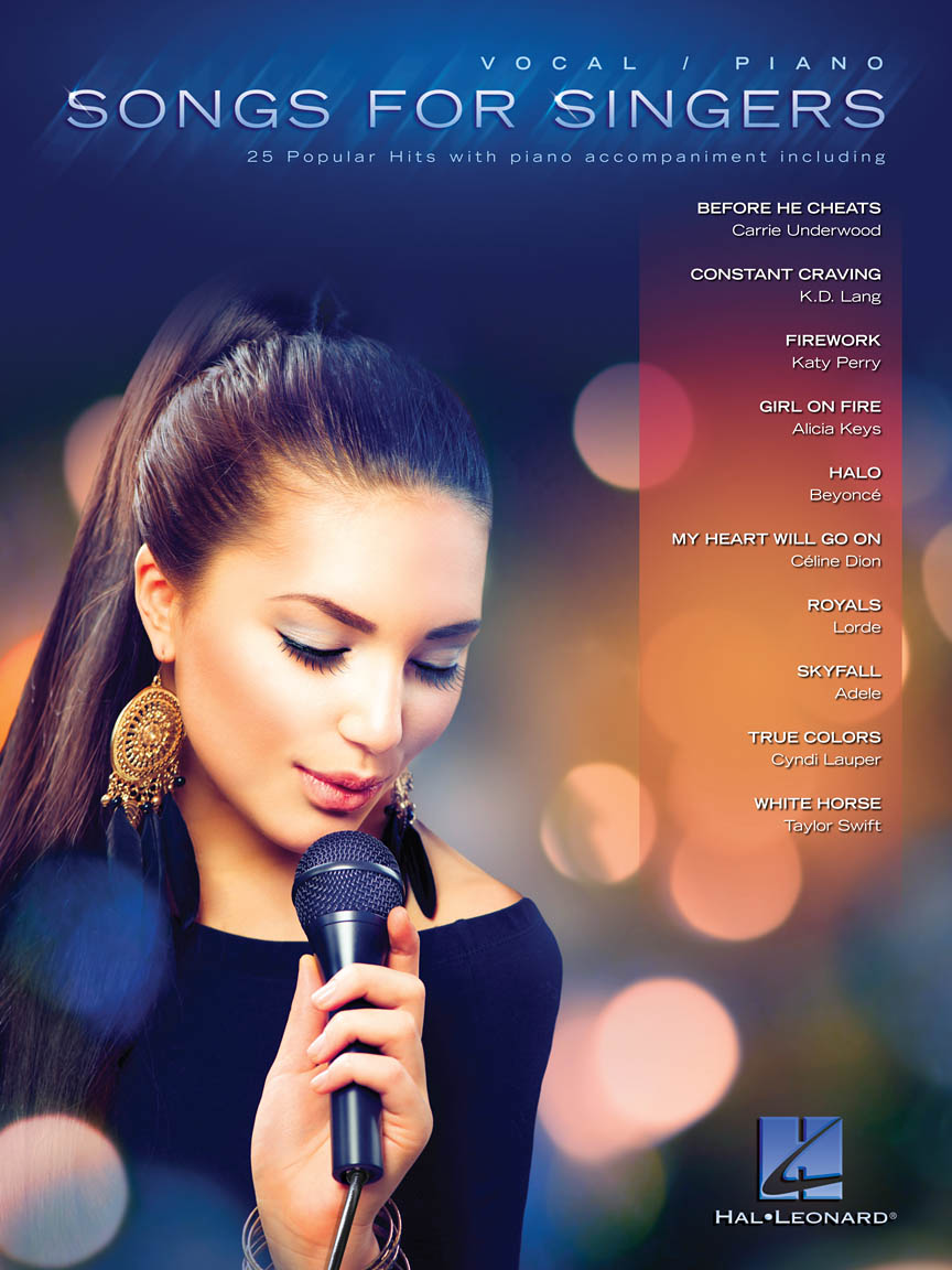 Product Cover for Songs for Singers