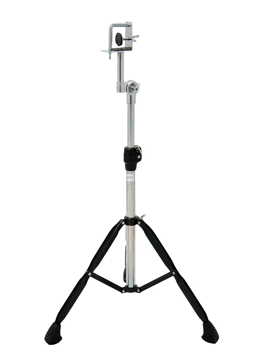 Product Cover for Black Powder-Coated Standard Bongo Stand