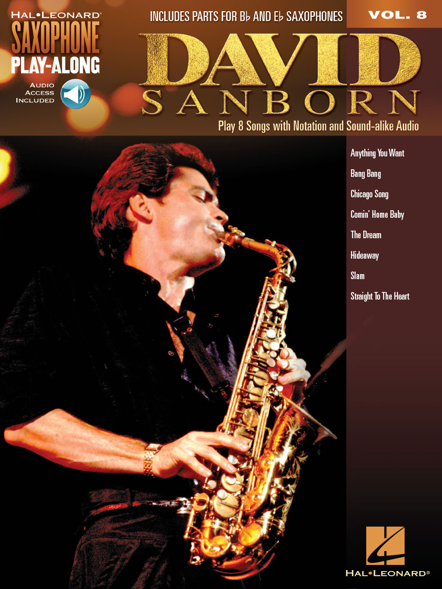 Product Cover for David Sanborn