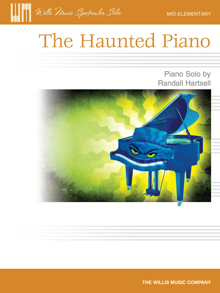 Product Cover for The Haunted Piano