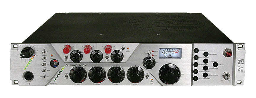 Product Cover for Summit ECS-410 Everest Flagship Channel Strip