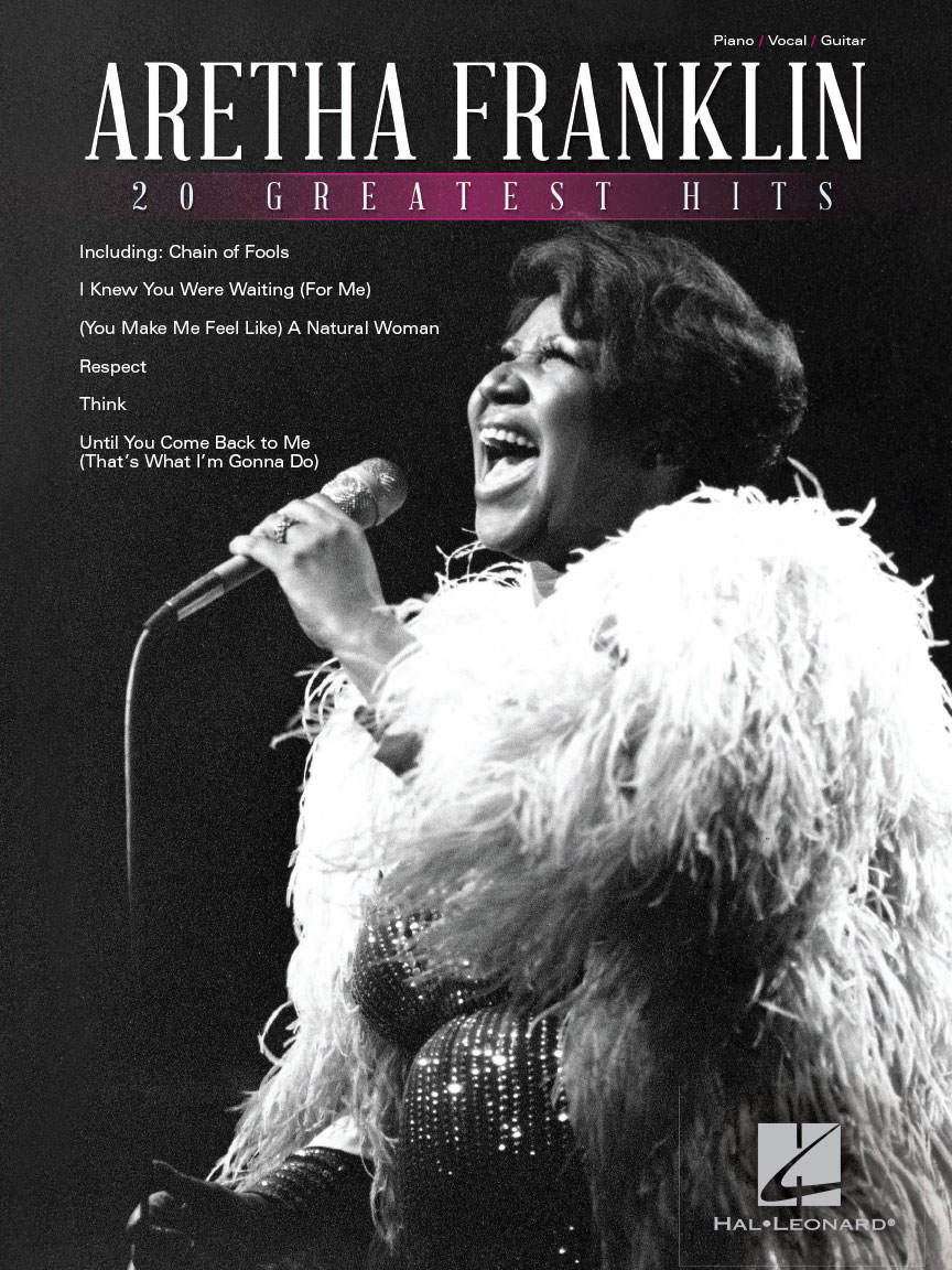 Product Cover for Aretha Franklin – 20 Greatest Hits