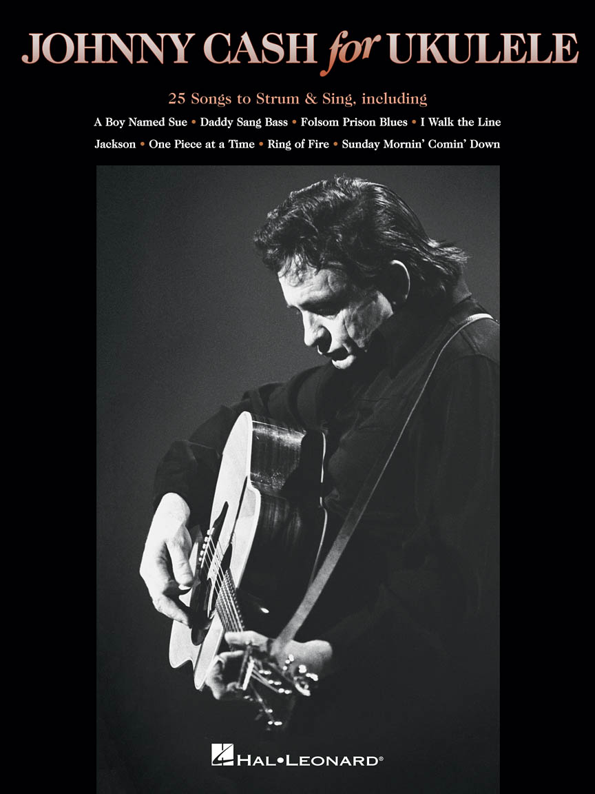 Product Cover for Johnny Cash for Ukulele