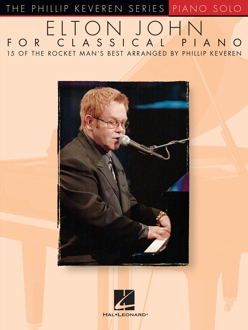 Product Cover for Elton John for Classical Piano