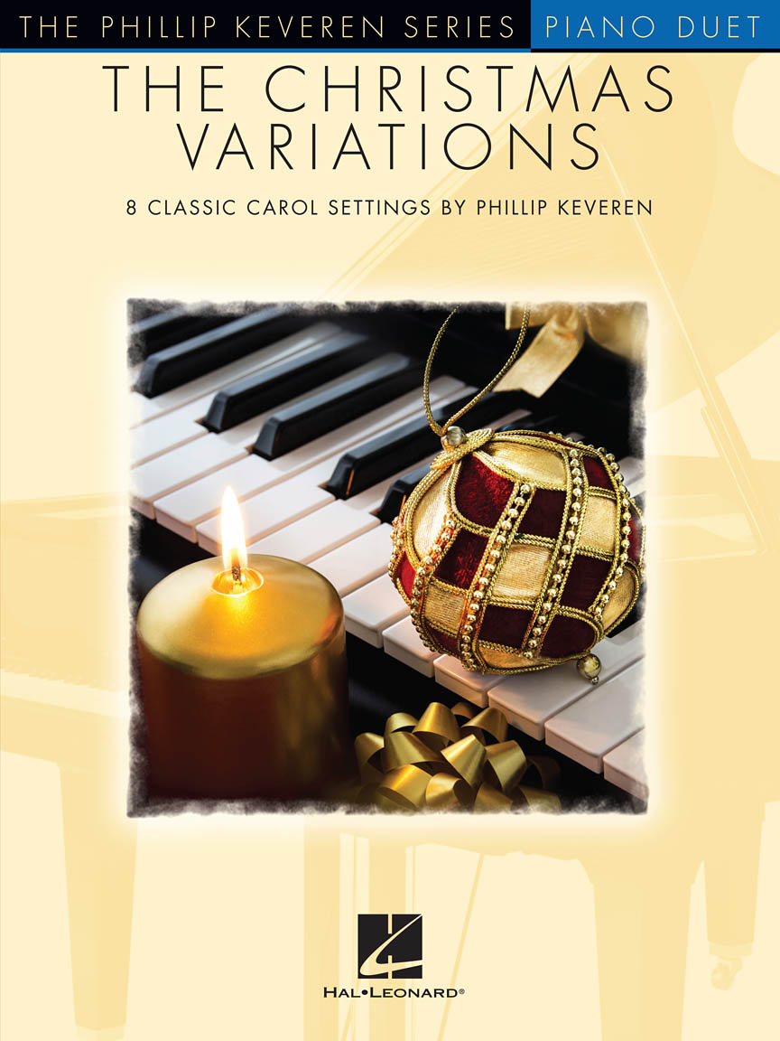 Product Cover for The Christmas Variations