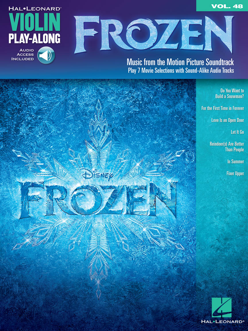 Product Cover for Frozen
