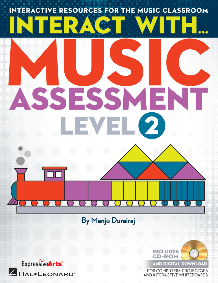 Product Cover for Interact with Music Assessment (Level 2)