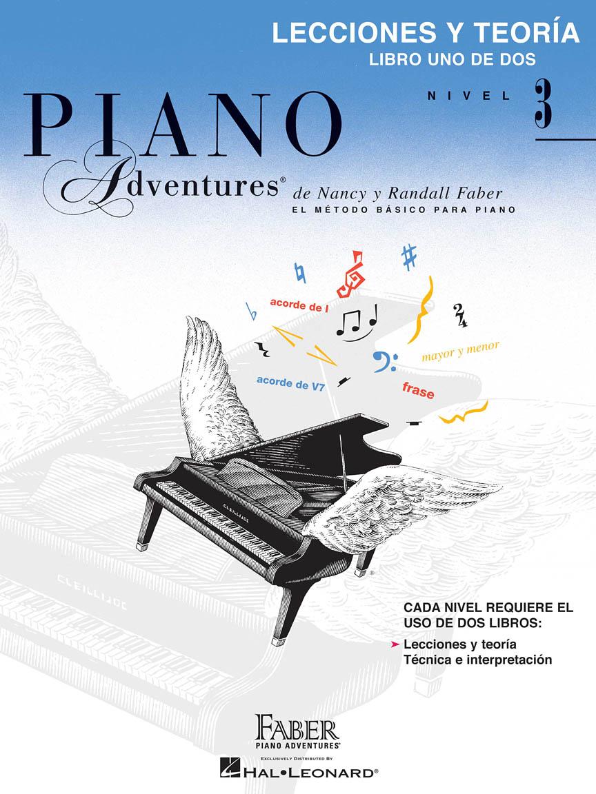 Product Cover for Lecciones Y Teoría – Libro Uno De Dos Nivel 3