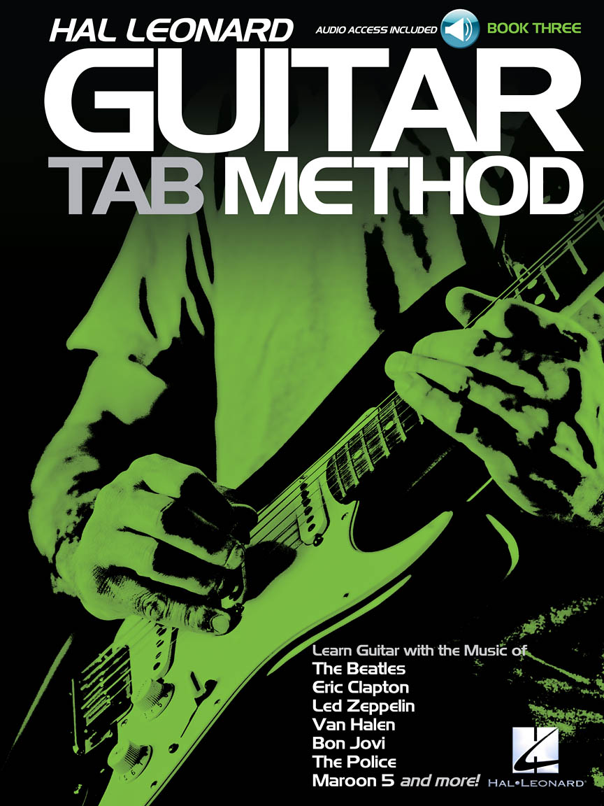 Product Cover for Hal Leonard Guitar Tab Method – Book 3