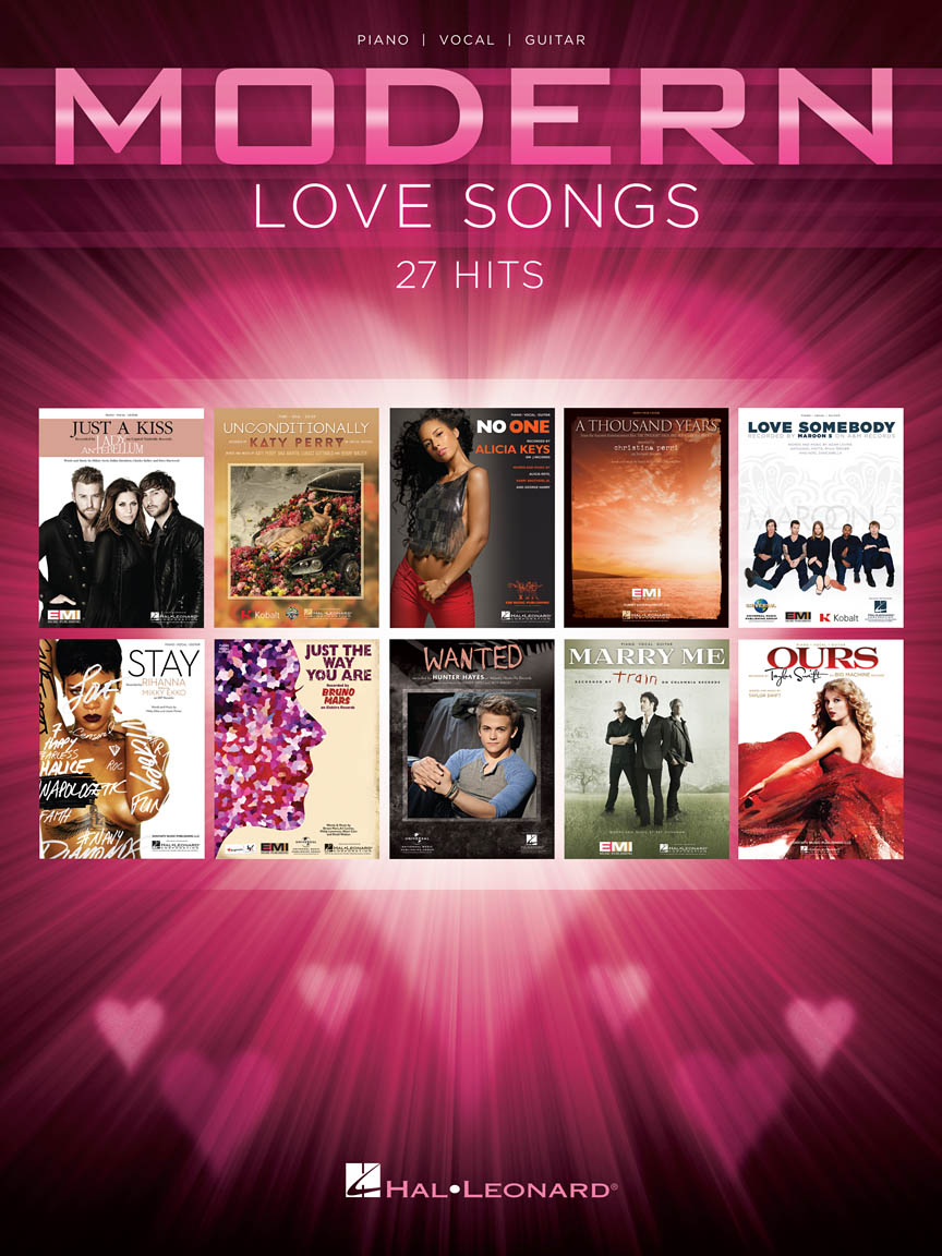 Product Cover for Modern Love Songs