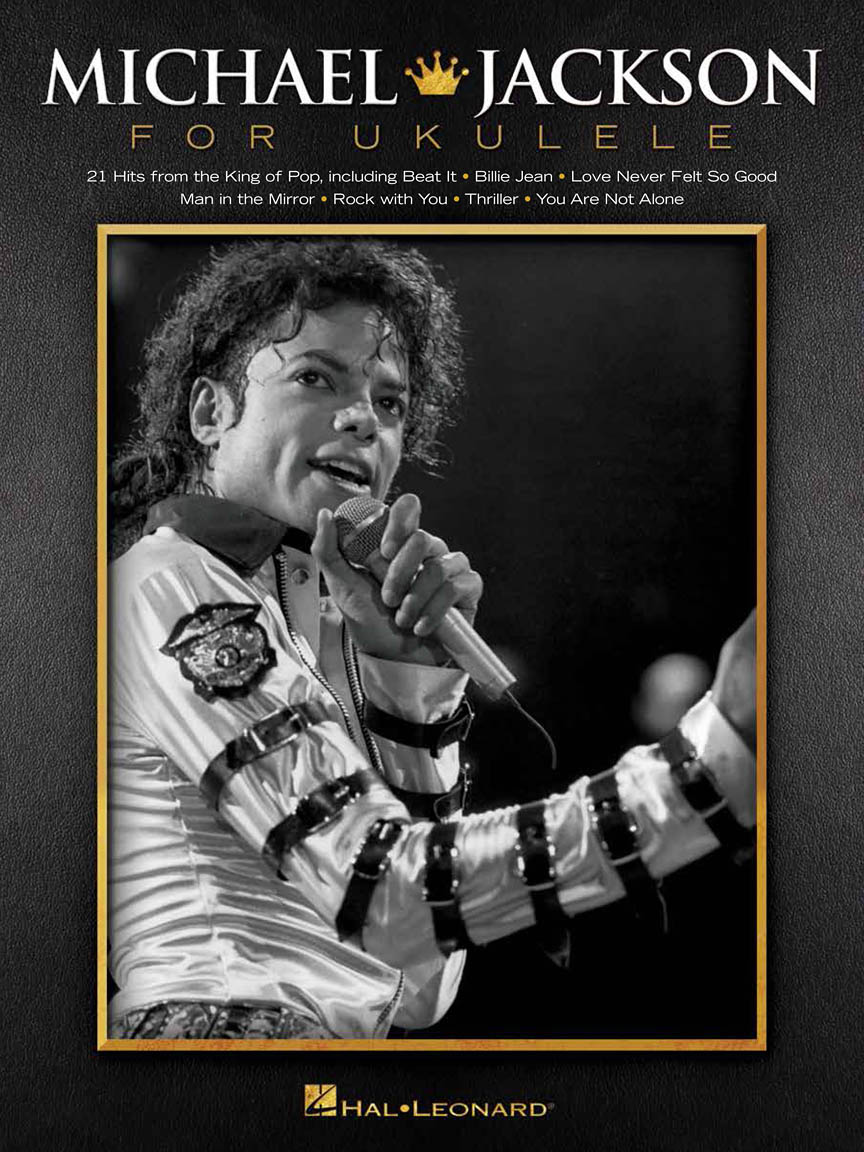 Product Cover for Michael Jackson for Ukulele
