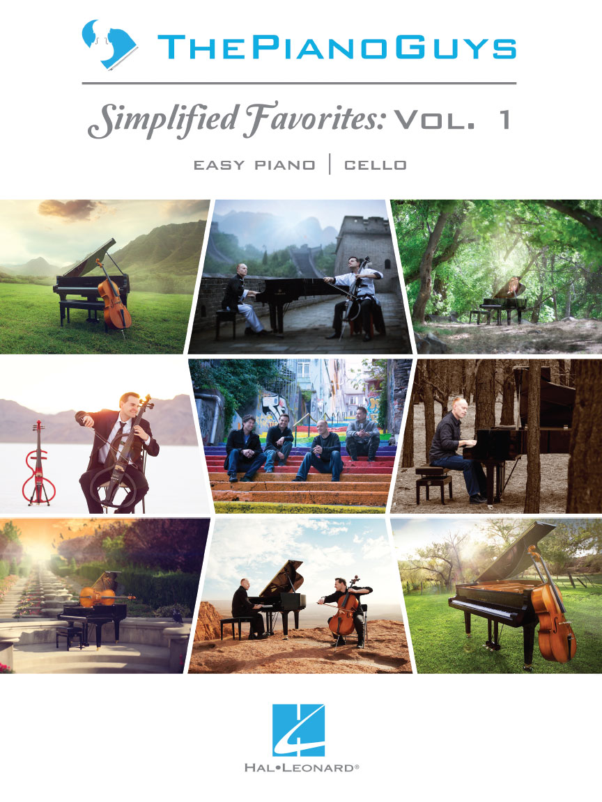 Product Cover for The Piano Guys – Simplified Favorites, Vol. 1