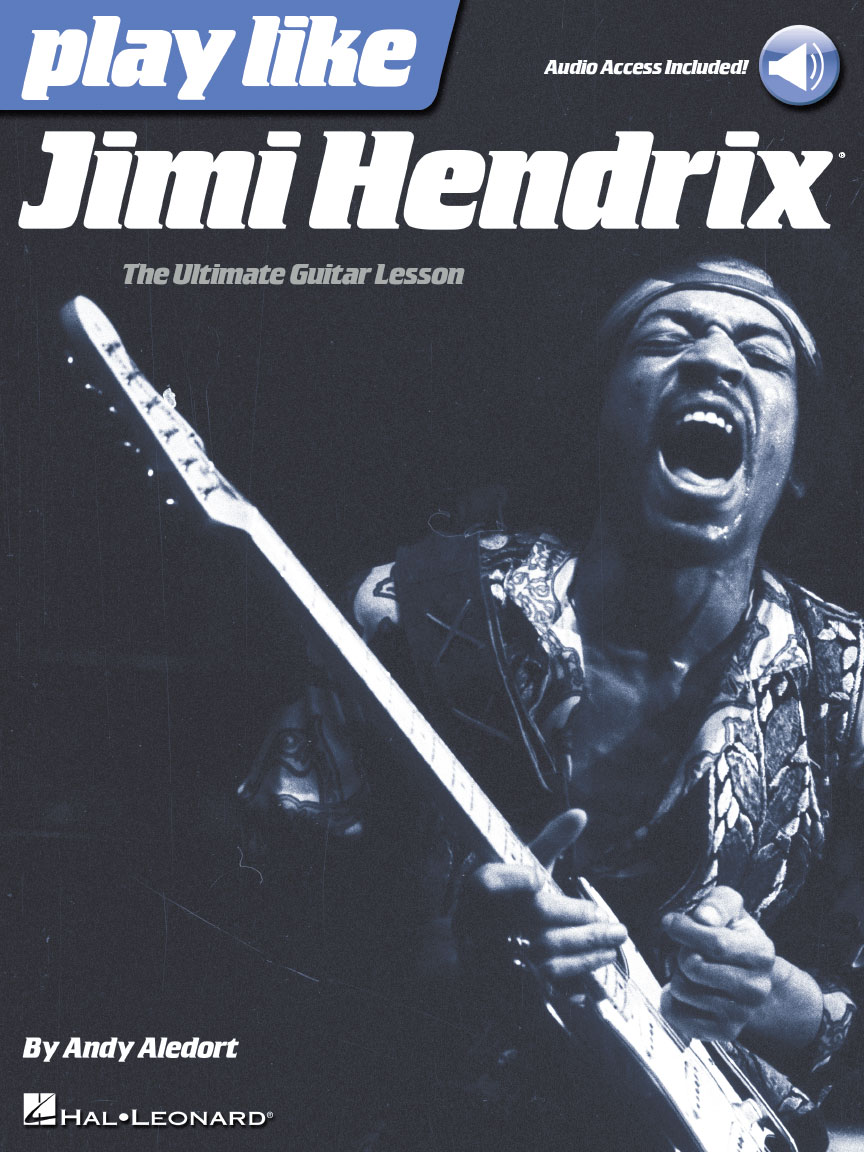 Product Cover for Play like Jimi Hendrix