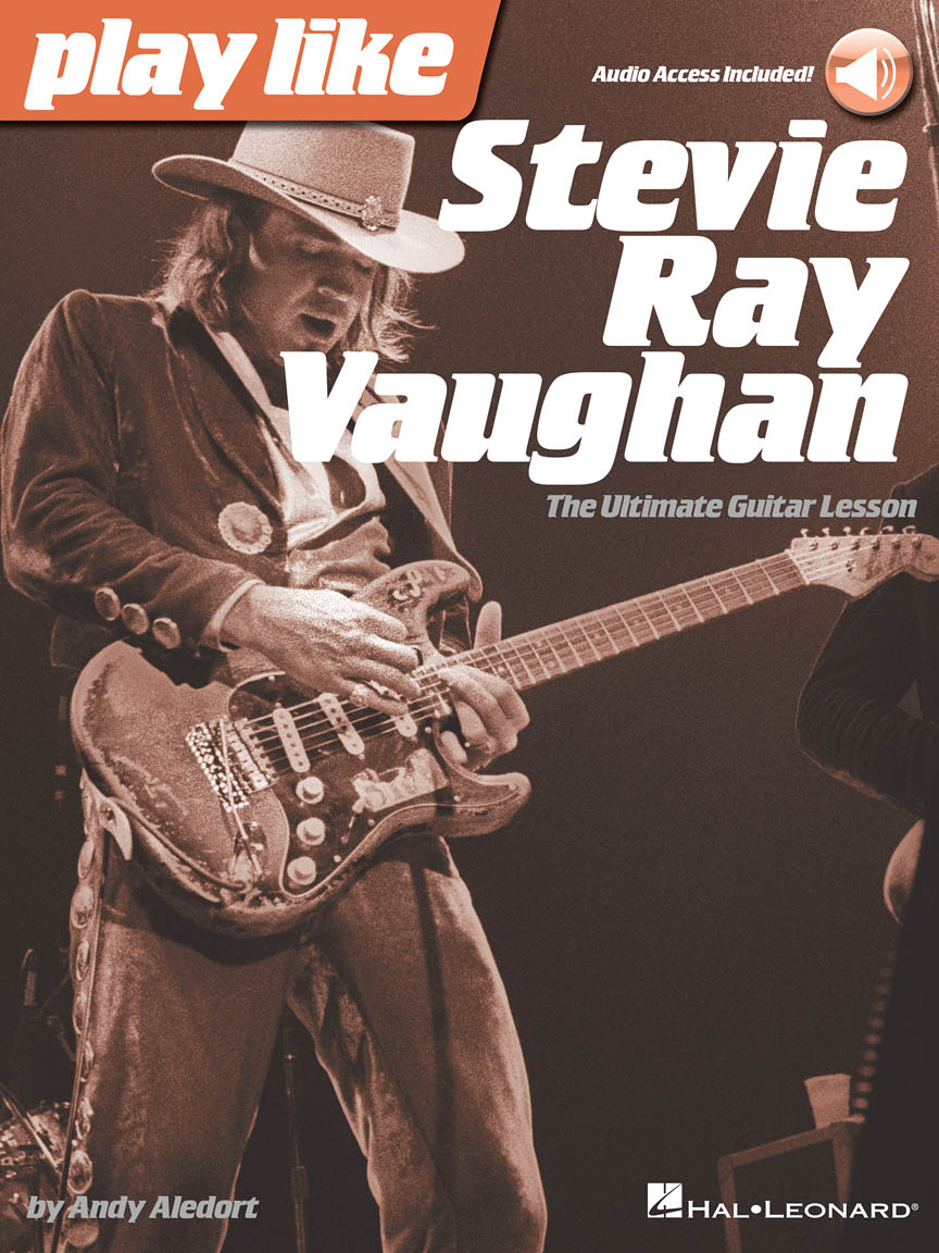 Product Cover for Play like Stevie Ray Vaughan
