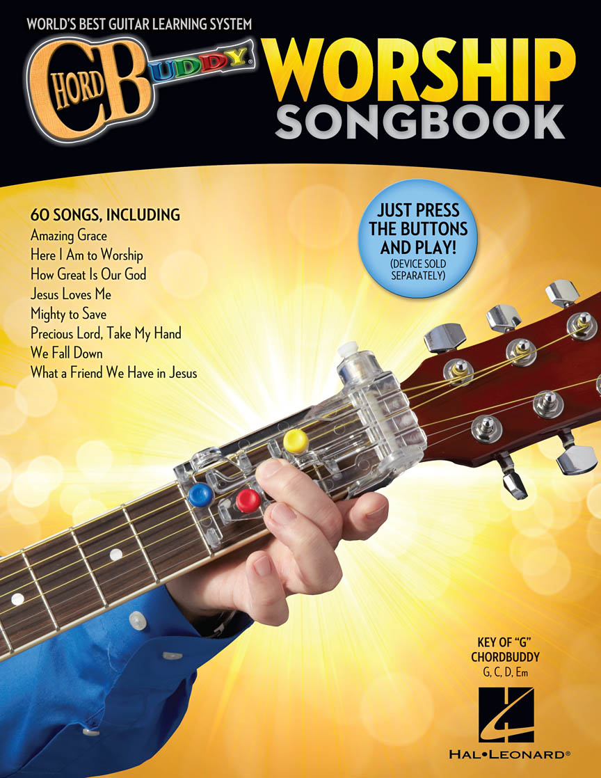 Product Cover for ChordBuddy Worship Songbook