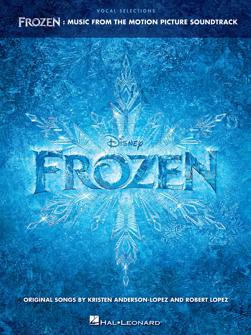 Product Cover for Frozen – Vocal Selections