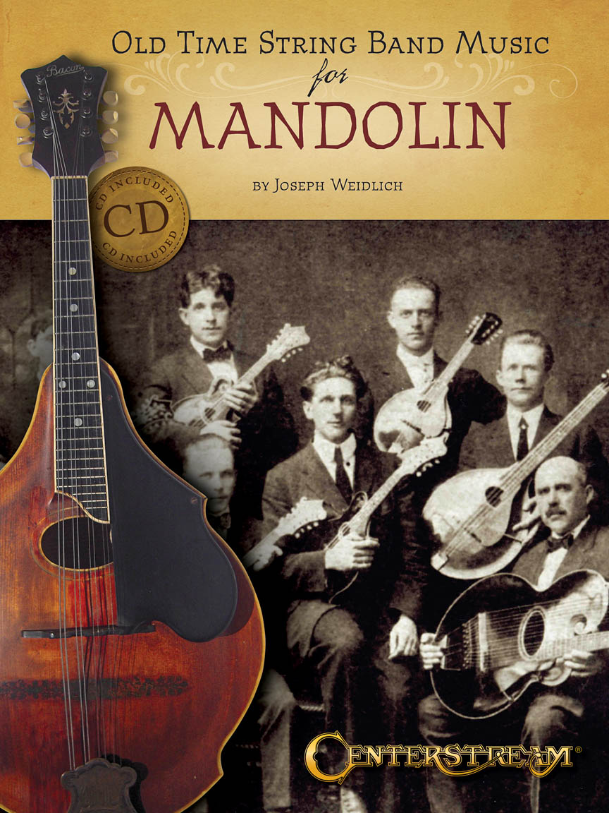 Product Cover for Old Time String Band Music for Mandolin