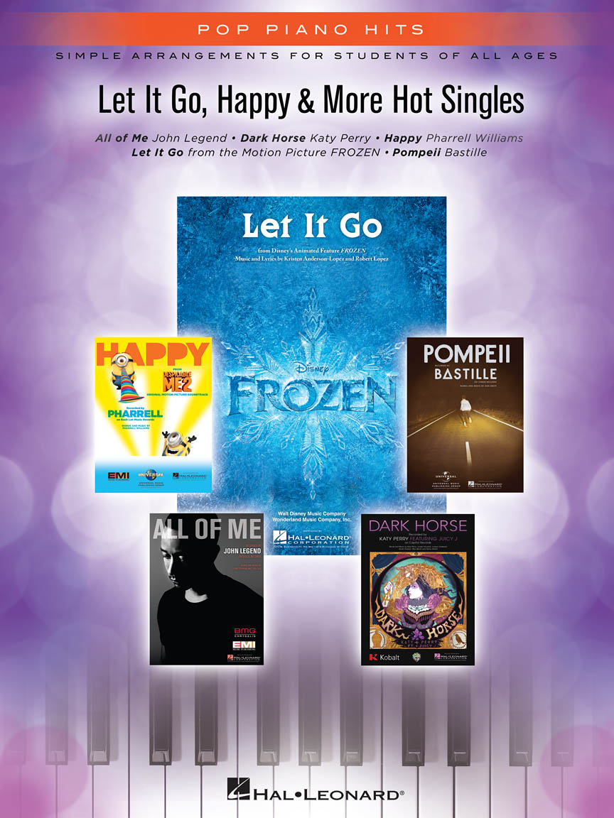 Let It Go, Happy & More Hot Singles