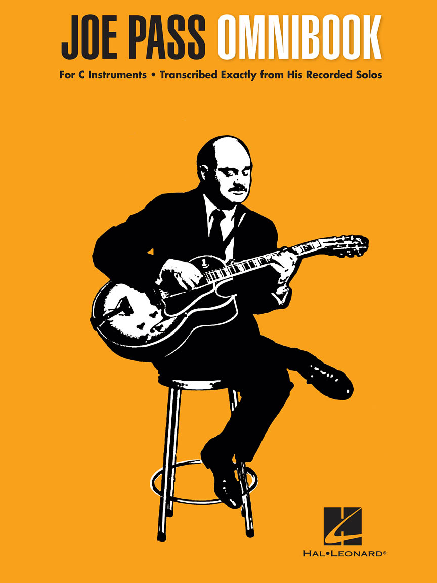 Product Cover for Joe Pass Omnibook