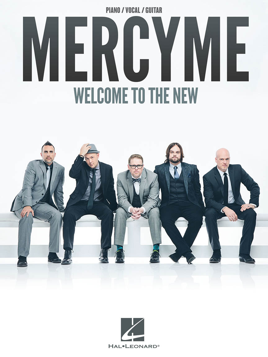 Product Cover for MercyMe – Welcome to the New