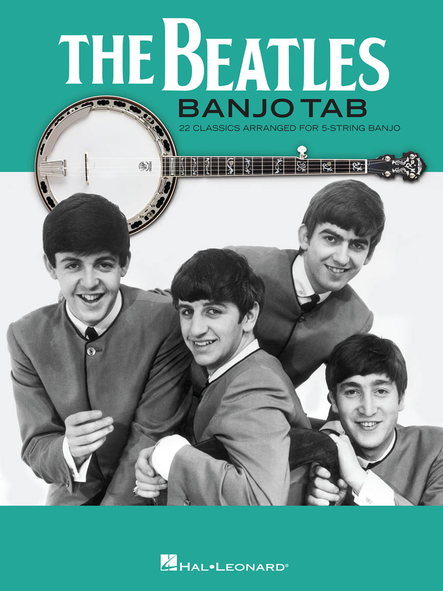 Product Cover for The Beatles Banjo Tab