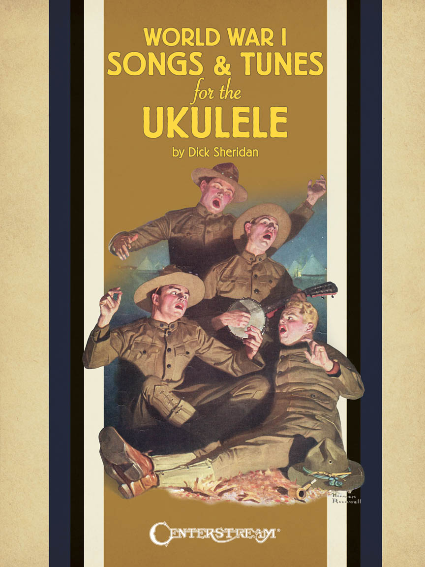 Product Cover for World War I Songs & Tunes for the Ukulele