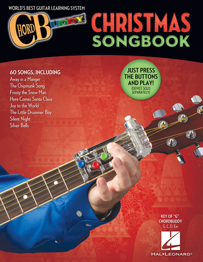 Product Cover for ChordBuddy Guitar Method – Christmas Songbook