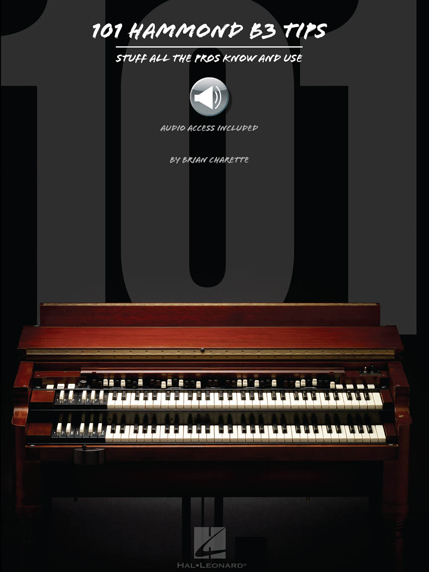 Product Cover for 101 Hammond B-3 Tips