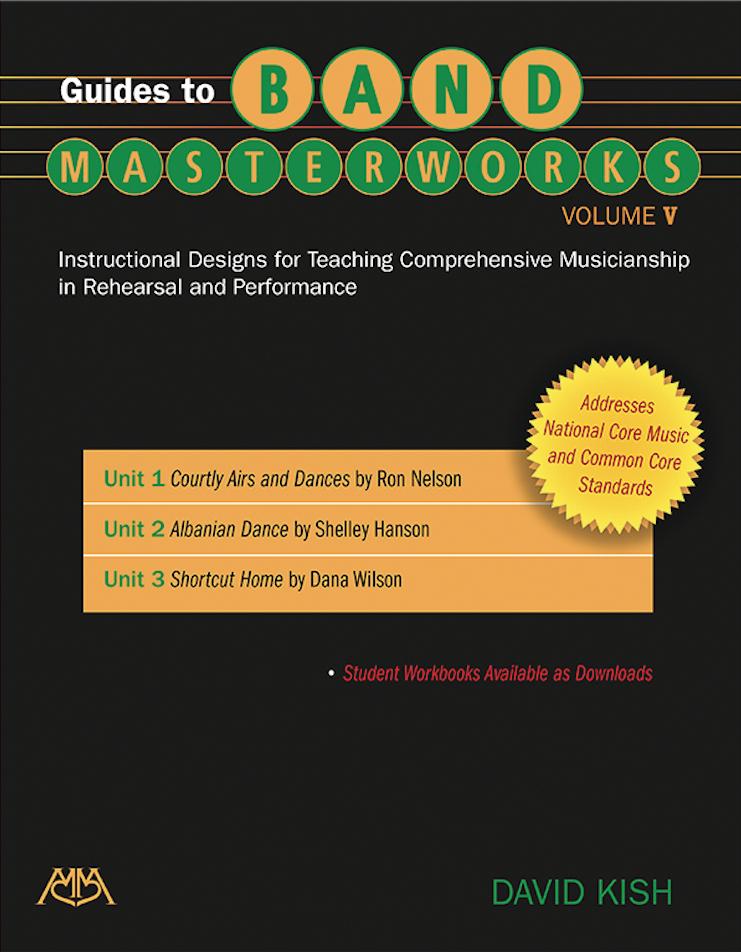 Guides to Band Masterworks – Volume V