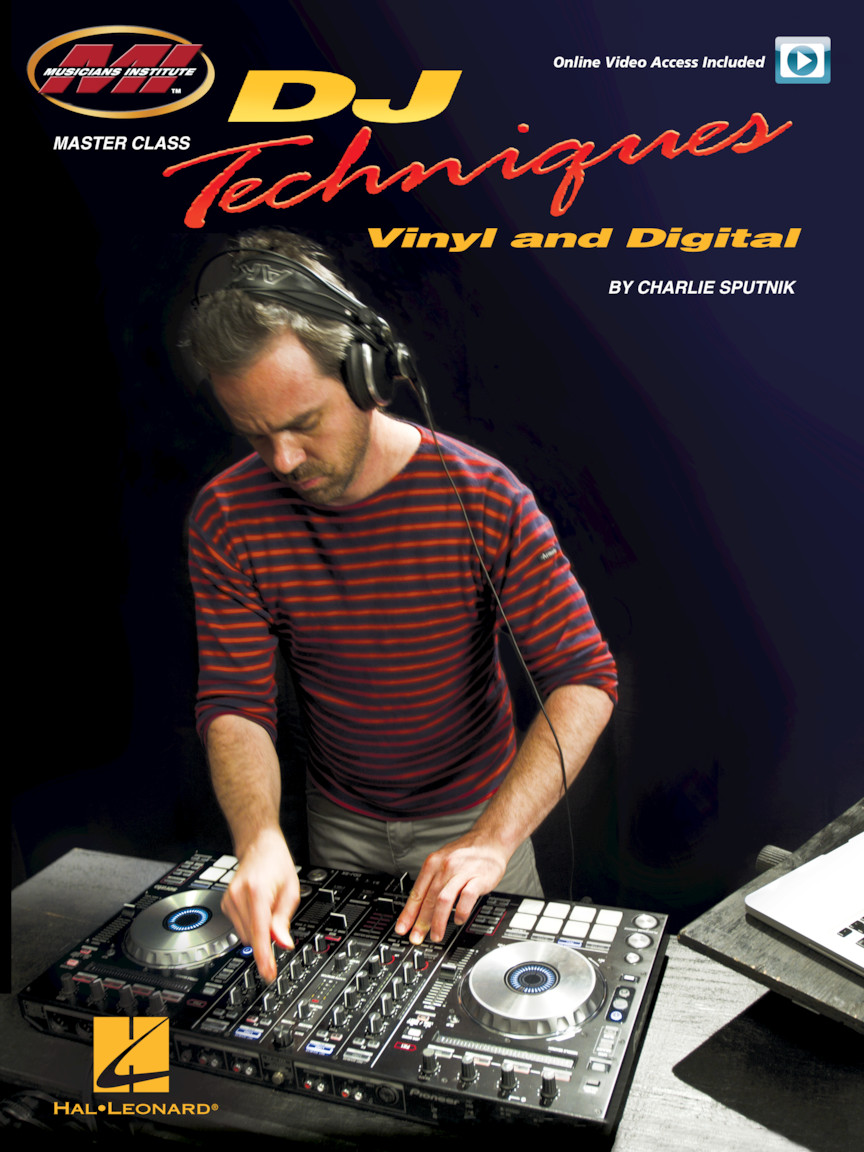 Product Cover for DJ Techniques – Vinyl and Digital