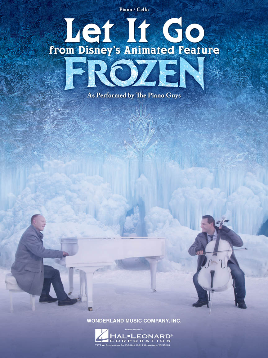 "Product Cover for Let It Go (from ""Frozen"")"