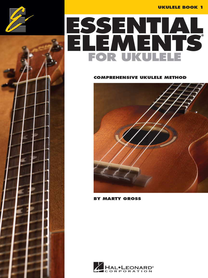 Product Cover for Essential Elements for Ukulele – Method Book 1