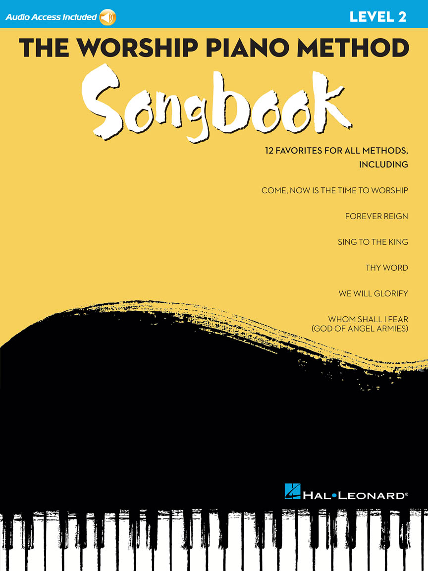 Product Cover for The Worship Piano Method Songbook – Level 2