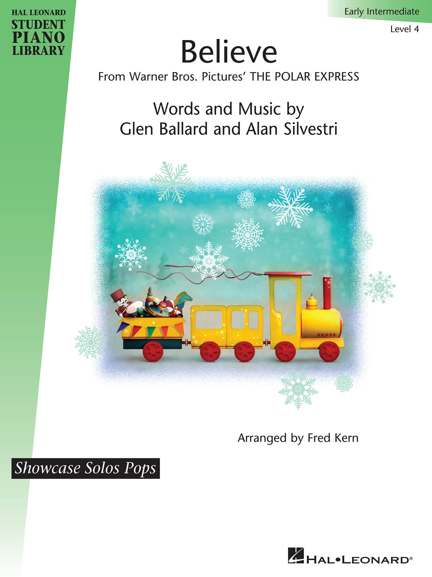 Product Cover for Believe (from The Polar Express)