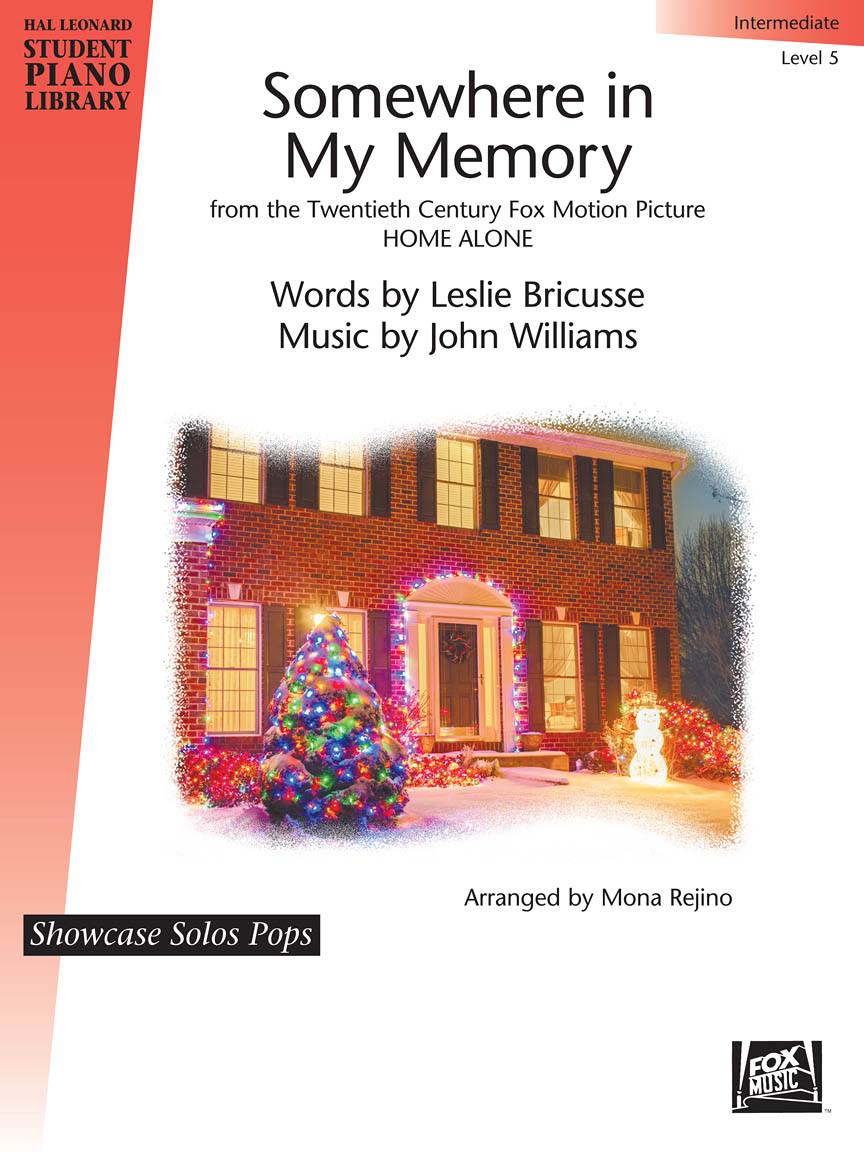 Product Cover for Somewhere in My Memory (from Home Alone)