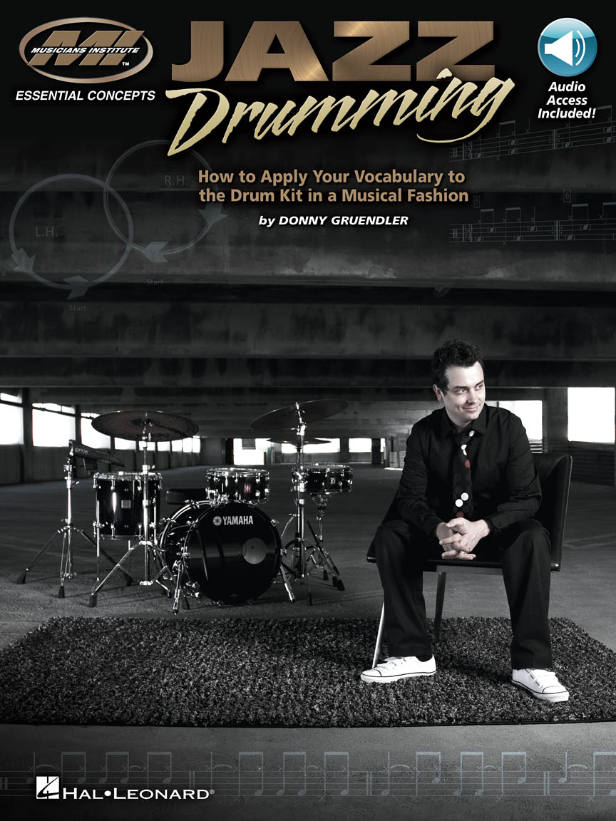 Product Cover for Jazz Drumming