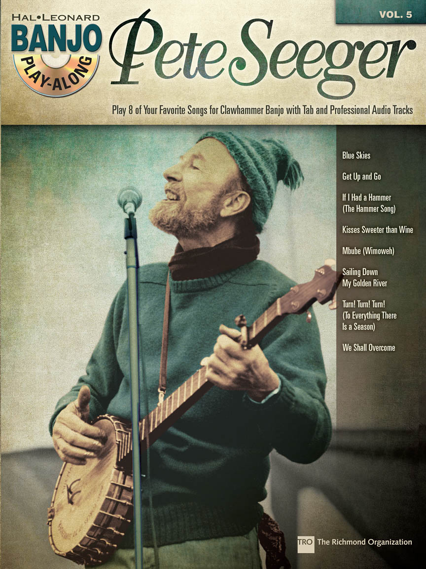 Product Cover for Pete Seeger