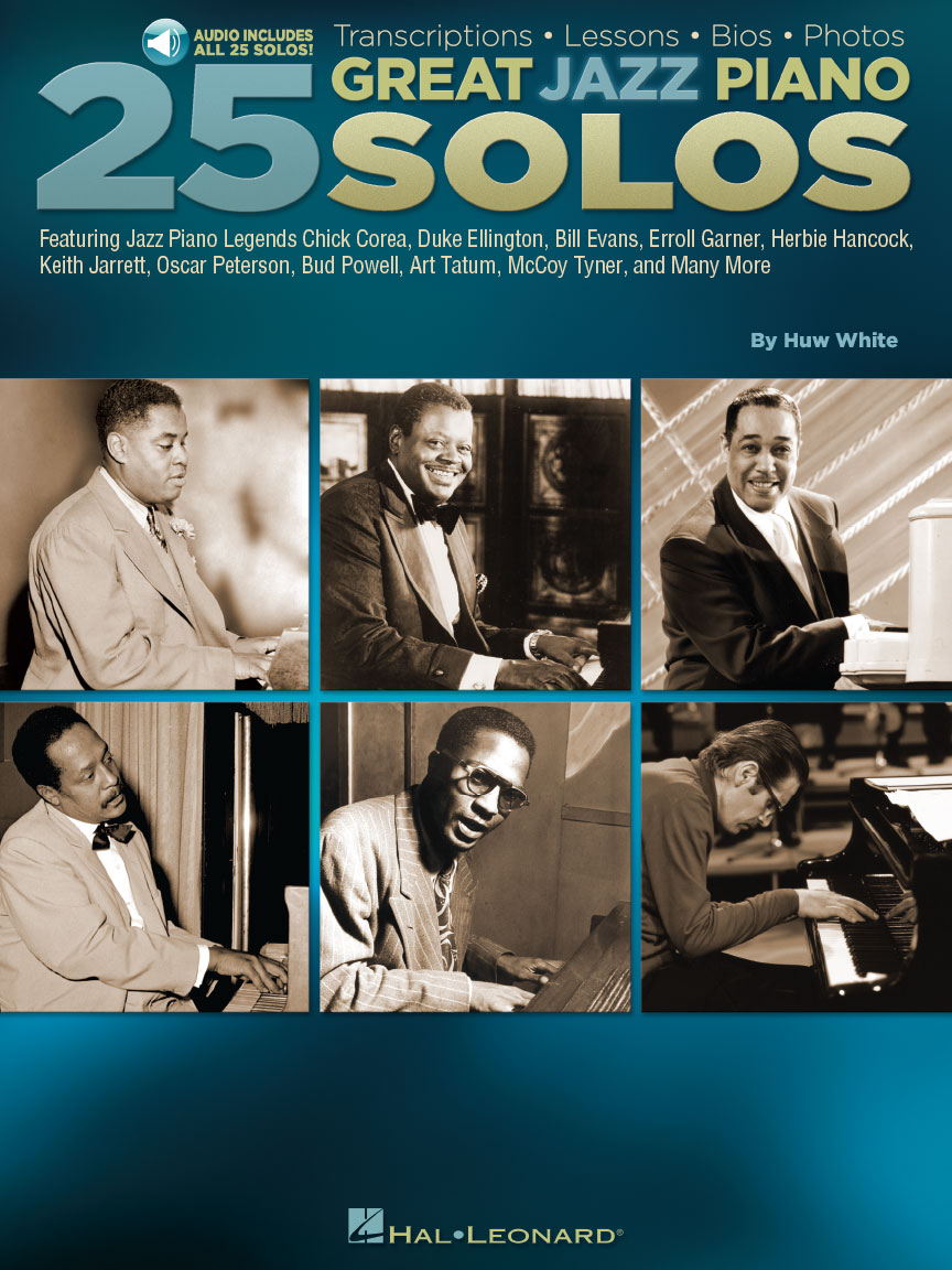 Product Cover for 25 Great Jazz Piano Solos
