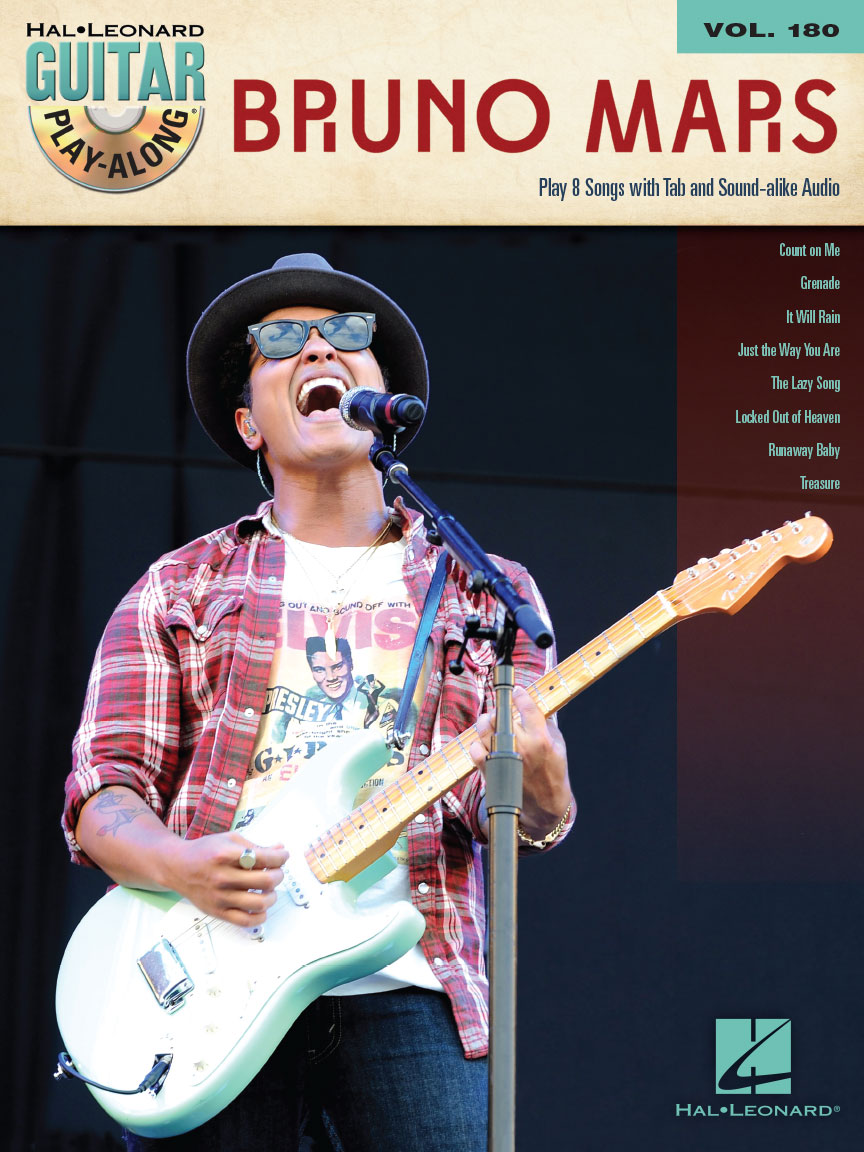 Product Cover for Bruno Mars