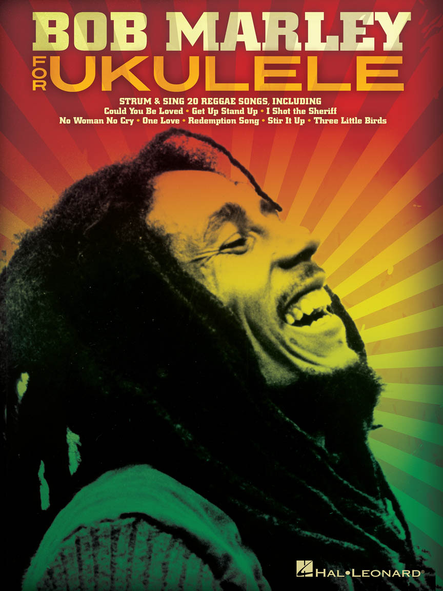 Product Cover for Bob Marley for Ukulele