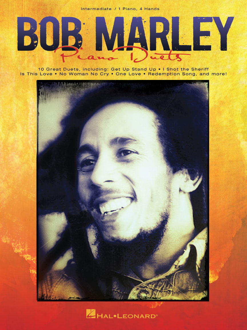 Product Cover for Bob Marley for Piano Duet